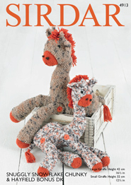 Giraffe Toys Sirdar 4913 Digital Download