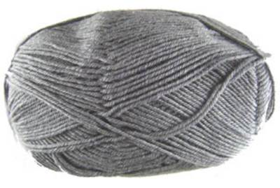 Regia Silk 4 ply sock yarn Grey, 91