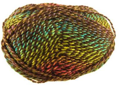 King Cole Twist aran, 954 Peacock