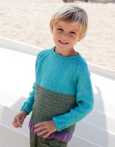 Katia knitting book 65 with 45 summer designs for young girls, boys