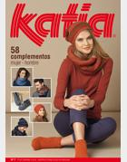Katia Accessories knitting Magazine 7