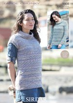 Sweater Sirdar 9908