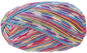 Opal 4 ply sock yarn, Schafpate 5, Thelma 7952