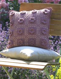 Crochet cushion covers Twilleys 9046, Digital Version