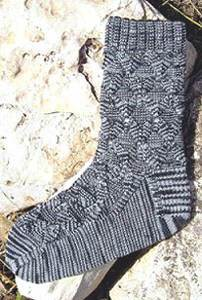 Metropolis Socks digital version