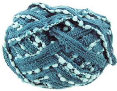 Katia Rocio scarf yarn, 506 Kingfisher
