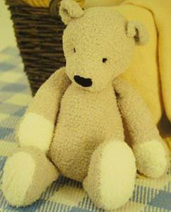 Ted the Bear Sirdar 1245 Digital Download