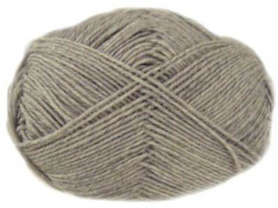 Regia 4 ply sock yarn, Light Grey Mix 1991