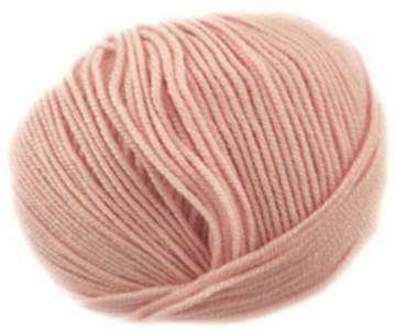 Sublime Baby Cashmere Merino Silk 4 ply knitting yarn, 1Piglet