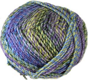 James Brett Marble Chunky 3, Bluebell