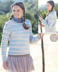 Latest Knitting Patterns : Womens DK knitting patterns latest modern knitting