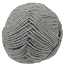 Cygnet Superwash Pure Wool DK yarn, Grey, 195