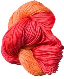 Lornas Laces Shepherd Sock 4 ply, Lucky Stripe