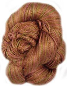 Claudia Silk Lace yarn, Urban Fever