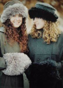 Felt Hat and Muff Fiber Trends AC-56
