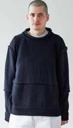 Erika Knight Uniform, mens DK sweater