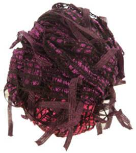 Katia Marilyn scarf yarn, 123 purple and red shades