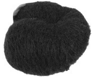 Katia Park Avenue scarf yarn, 103 black