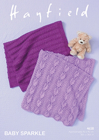 Baby Blanket And Shawl Knitting Patterns To Download