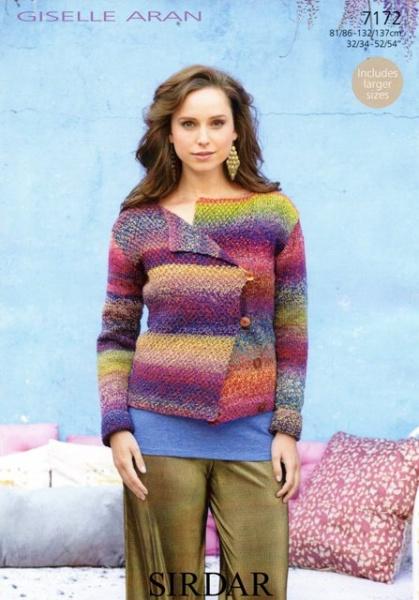 Womens aran knitting patterns | modern knitting