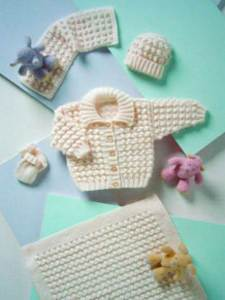 Pram set Stylecraft 8120