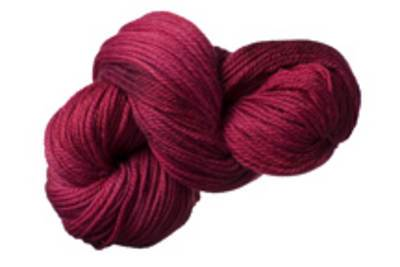 Lornas Laces Shepherd Sock 4 ply, Cranberry