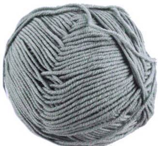 Debbie Bliss Baby Cashmerino, Air Force Grey 57