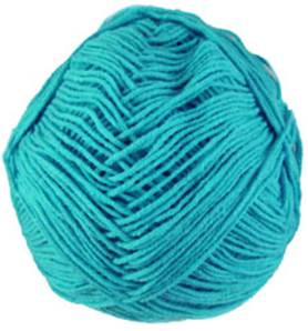 Katia Mississippi 3 4 ply, 757 turquoise