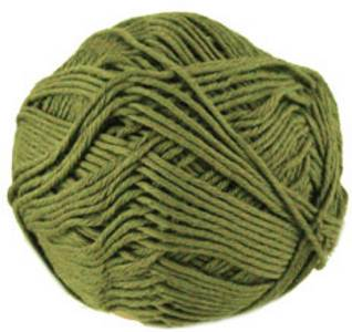 Twilleys Sincere organic cotton DK, 621 Moss