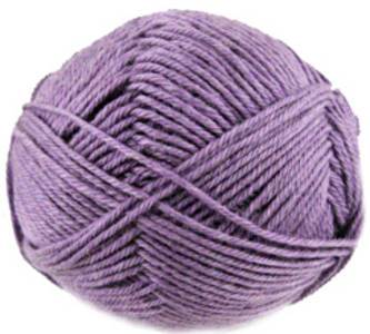 Bergere de France Ideal DK knitting yarn, 22375, Belladonna