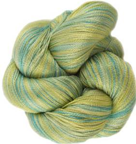 Claudia Silk Lace yarn, Sea Dreams