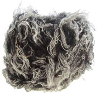 Katia Soho scarf yarn, 88 black grey