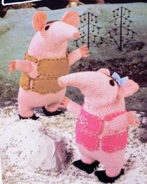 Clangers Patons PBNC4970