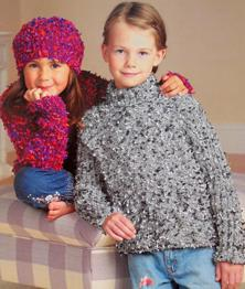 Sweaters and hat Stylecraft 4979
