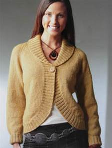 Cardigan Stylecraft 8075