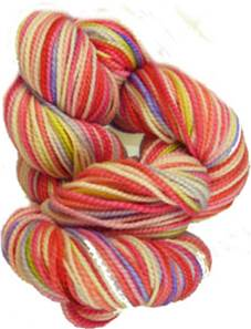 Claudia Addiction Freesia sock yarn