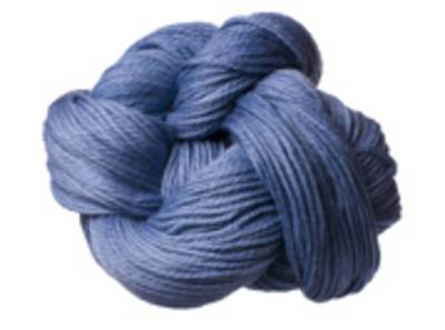 Lornas Laces Shepherd Sock 4 ply, Denim