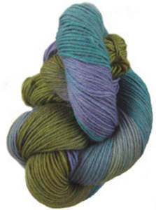 Lornas Laces Shepherd Sock 4 ply, South Shore