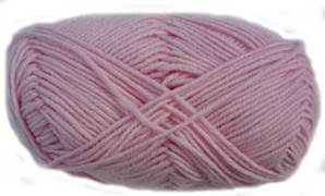 Debbie Bliss Baby Cashmerino, Clear Pink 601