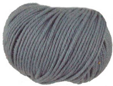 Debbie Bliss Cotton DK 51, Steel Blue