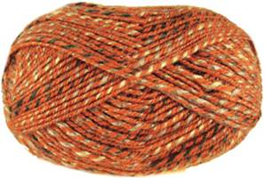 King Cole Moorland aran, Rust 373