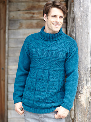 Hayfield Aran Knitting Pattern Books : Hayfield knitting book 480 Aran Knits 17 family designs
