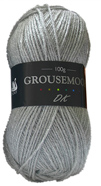 Cygnet Grousemoor Light Grey, shade 195