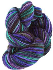 Claudia Addiction sock yarn Magicians Cape