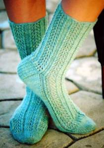 Free Modern Knitting Stitches : sock knitting patterns in 4 ply and 6 ply modern knitting