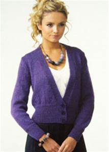 86a7b8be39a4 The latest DK knitting patterns for women including summer tops in the  latest yarns plus sweaters