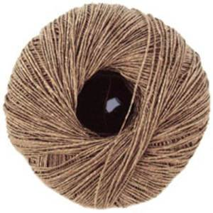Katia Syros lace yarn, 74 soft brown