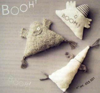 Bergere de France Ghosts knit kit
