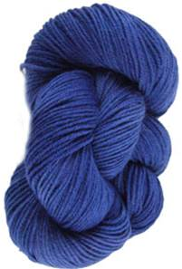 Lornas Laces Shepherd Sock 4 ply, China Blue