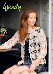 Wendy 5977 cardigan digital download